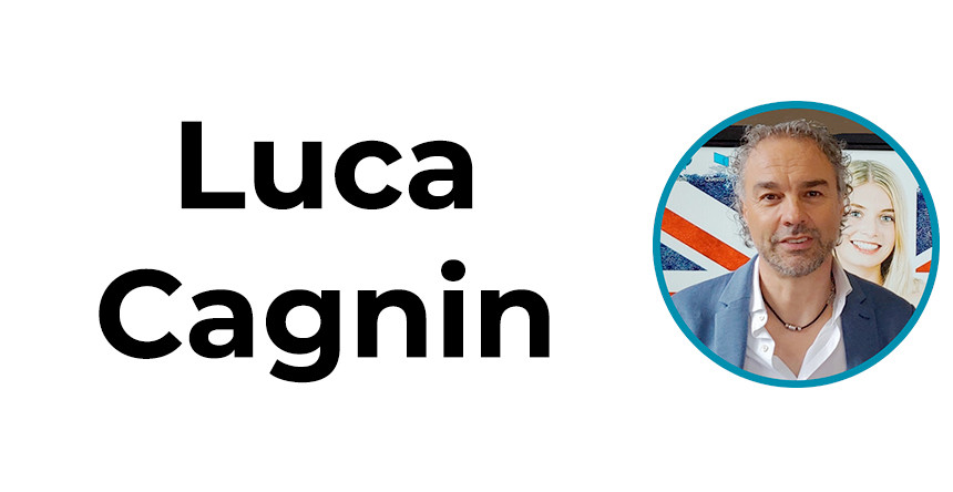 Luca Cagnin - Centre Director scuola di inglese One World Institute